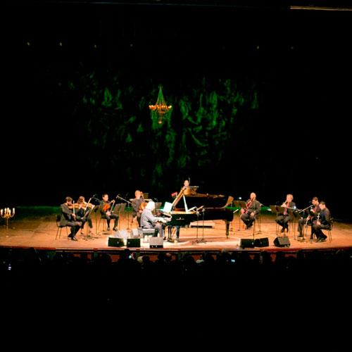 Na Roda com o Maestro – Homenagem Johann Sebastian Bach