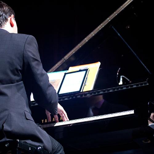 Jean Willian em Concerto