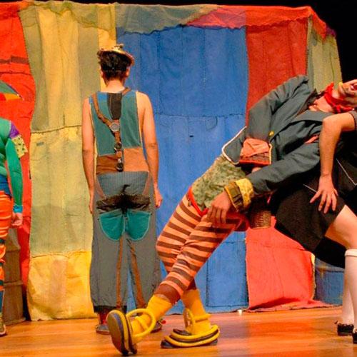 Circo de Latão